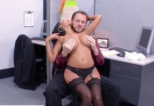 Priya rai in the office